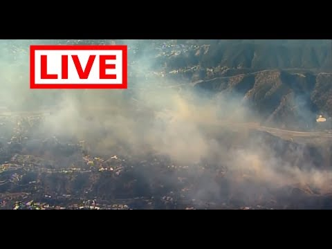 Xxx Mp4 WATCH NOW SOUTHERN CALIFORNIA IS ON FIRE Aerials Of Thomas Creek Skirball Fires 3gp Sex