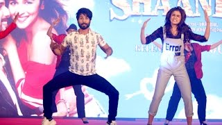 UNCUT: Gulaboo   Song Launch   Shandaar   Shahid Kapoor, Alia Bhatt, Vikas Behl, Bosco