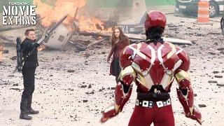 Captain America: Civil War 'Pairing Up' Featurette [Blu-Ray/DVD 2016]