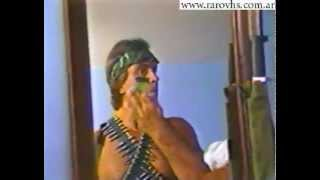 Funny! Rambo XXX Spoof: Rambone The First Time