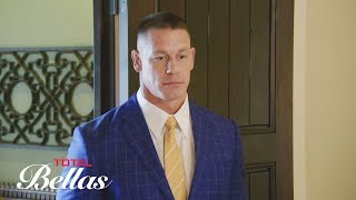 Nikki Bella is confused when John Cena isn't excited to see a villa: Total Bellas, Sept. 6, 2017