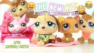 LPS: The New Kid - Lucy & Maddison (4) Funny Skit
