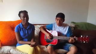 Llamo a tu corazón - Alexis Quinteros y Sonia Haankwenda