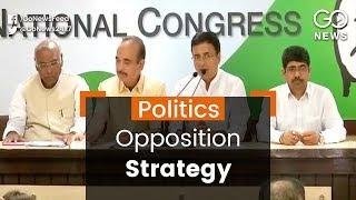 Congress Set For No-Confidence Motion