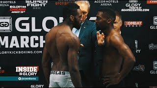GLORY 44 Chicago main event is 'strictly business' for Murthel Groenhart