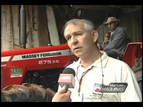 Massey Ferguson no Programa Mais Alimentos