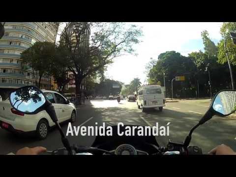 Honda PCX BH: Avenida Afonso Pena
