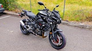 All-New Yamaha FZ10!! - 1st Ride & Impression!  | BikeReviews