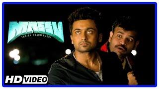 Massu Tamil Movie | Scenes | Suriya strikes deal with the ghosts | Premgi | Brahmanandam
