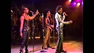 "Michael Jackson - ""Heartbreak Hotel"" live Bad Tour in Yokohama 1987 - Enhanced - High Definition"