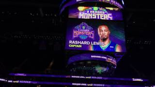 First ever BIG 3 tournament!! Three headed monsters intro!! Coached by Gary Payton