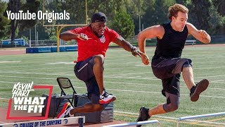 Track & Field with James Van Der Beek and Kevin Hart