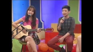 #ASAPChillout EXCLUSIVE: Darren Espanto and Kristel Fulgar 'LOVE YOURSELF' Duet