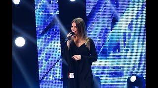 Miley Cyrus - The Climb. Vezi aici cum cântă Daniela Olteanu, la X Factor!