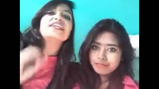 Girls funny gali video