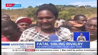Police holding 19-year-old Eldoret boy for 'killing' younger brother, body found in pit latrine