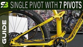Full Suspension Bike Guide - The Single Pivot Design Explained.