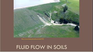 CEEN 341 - Lecture 7 - Fluid Flow Through Soil