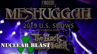 MESHUGGAH - U.S. Shows with The Black Dahlia Murder (OFFICIAL TOUR TRAILER)