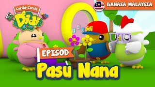 #14 Episod Pasu Nana | Didi & Friends