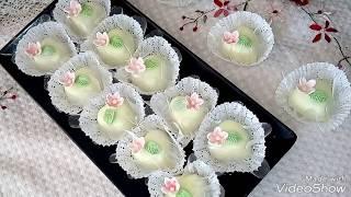 حلويات عيد 2018 مخبز جوز الهند بدوق الليمون بنة ونظرة وهمة وكمية وفيرة مع سوسن قاطو