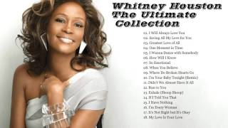 Whitney Houston the ultimate collection
