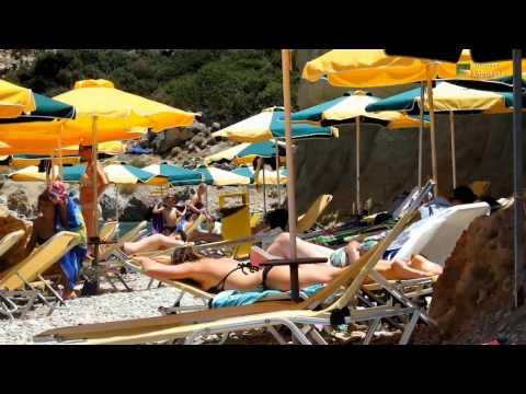 Anthony Quinn Bay Rhodes Greece June 2016