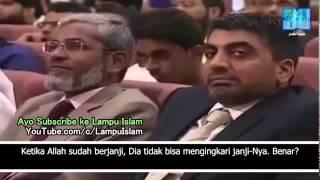 Anak Kecil yang Cerdas Bertanya Pada Dr. Zakir Naik Sub Indonesia