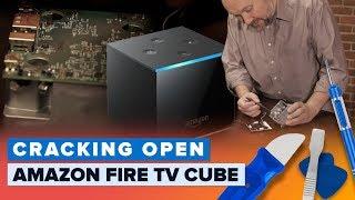 Amazon Fire TV Cube teardown: What