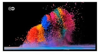 ألوان راقصة .. فن جديد للتصوير الفوتوغرافي  | يوروماكس
