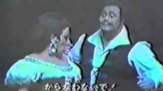 Rigoletto Atto III - Pavarotti -  R.Raimondi - Glossop - Russell - 1971 Tokyo
