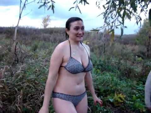 Русское порно зрелая баба в деревне 57
