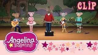 Angelina Ballerina - Maestro A.J. Mouse