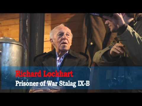 Battle of The Bulge - 70 years later Richard Lockhart