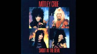 Motley Crue - Shout At The Devil (Demo)