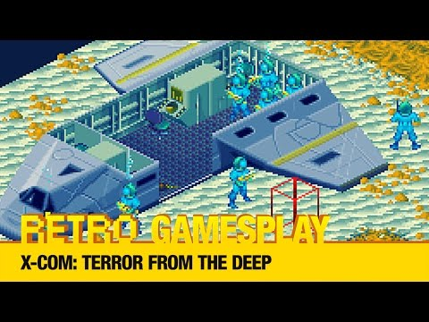 Xxx Mp4 Retro GamesPlay X COM Terror From The Deep 3gp Sex