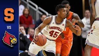 Syracuse vs.Louisville Men