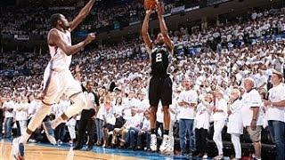 Spurs vs. Thunder: Game 6 Highlights