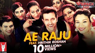 Ae Raju | 6 Pack Band feat. Hrithik Roshan