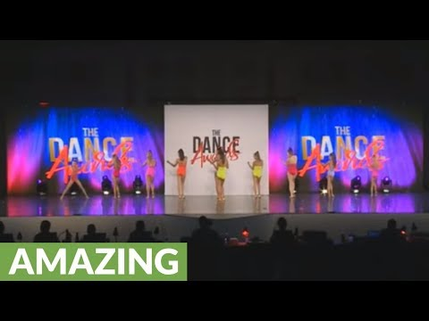 Xxx Mp4 Child Dancers Perform Meghan Trainor S Dace Like Yo Daddy Win 1st Place 3gp Sex