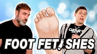 FOOT FETISHES!