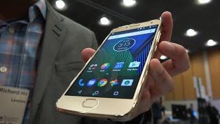 Motorola Moto G5 Plus, Snapdragon 625, 5.2