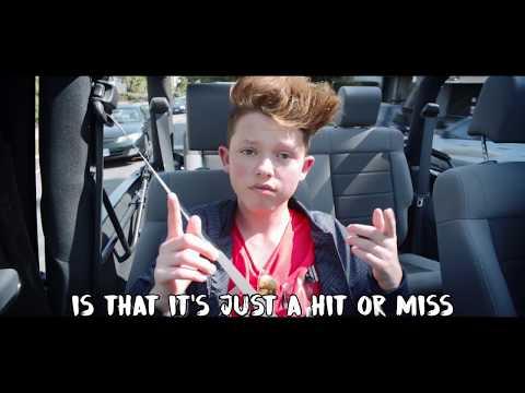 Jacob Sartorius Hit or Miss Official Lyric Video