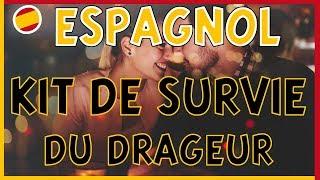 Espagnol - 10 expressions INDISPENSABLES pour draguer ❤ !