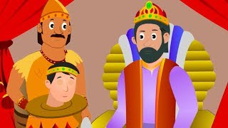 Bible Shows For Kids | Episode 16 to 18 | Bed Time Stories and Educational Videos by Giggle Mug