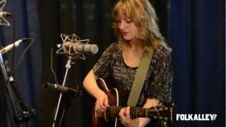 Folk Alley Sessions: Anaïs Mitchell & Jefferson Hamer -