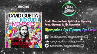 Memories vs No Money No Love (David Guetta Mashup) (Tomorrowland 2014)