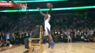 Slam Dunk Contest, All Star Game 2014