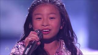 Celine Tam: Simon Cowell Says His Son Eric Will LOVE This Performance! America