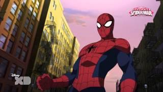 The Ultimate Spider-Man - Extrait (Saison 1, épisode 3) [VF|HD]